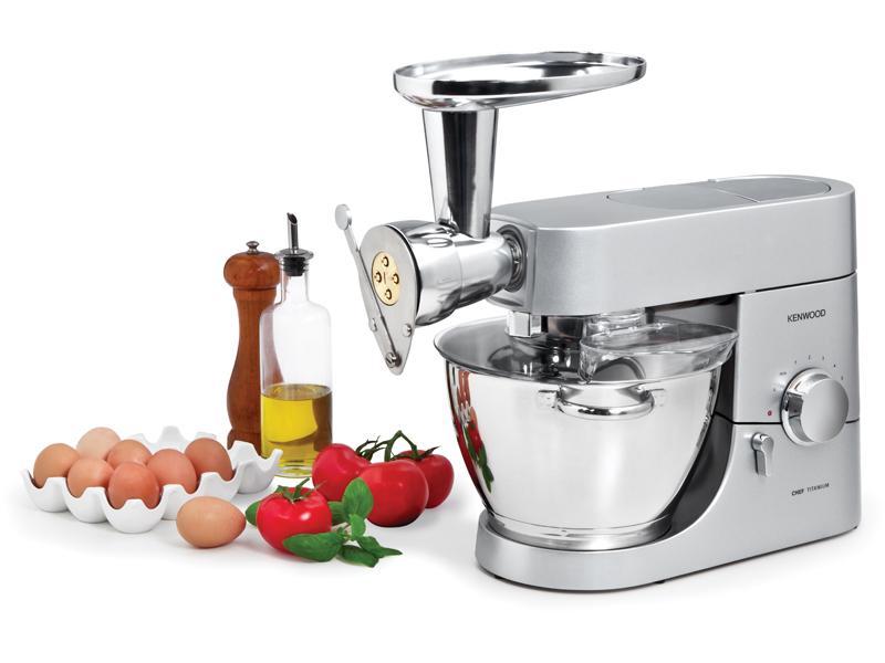 Kenwood at910 accessorio torchio per impastatrice planetaria per la pasta casa e cucina - Impastatrice per pasta fatta in casa ...