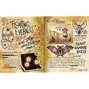 Gravity Falls. Journal 3: Amazon.es: Hirsch, Alex, Hirsch
