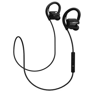 Jabra Step Wireless Stereo Headset with Music and Call Function - Black