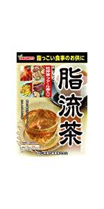 山本漢方製薬 脂流茶