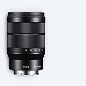 Sony, SEL1018, 10-18mm f/4.0 Zoom lens, Camera lens