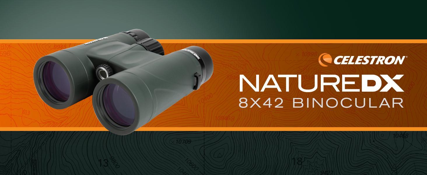 Nature DX 8x42mm Binocular