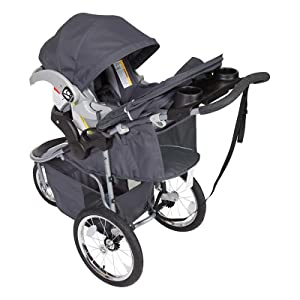 Baby Trend Cityscape Jogger Travel System, Moonstone 3