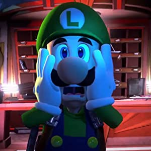 Luigis Mansion 3, Edición: Estándar - Nintendo Switch: Amazon.es ...