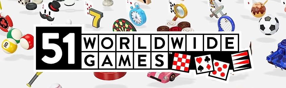 51 Worldwide Games: Amazon.es: Videojuegos