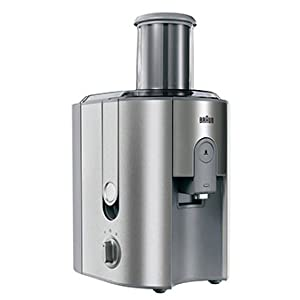 Braun Multiquick 7 Juice Extractor - J700, Gray