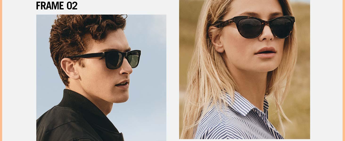 e2cc9099e09 Amazon.com  Obsidian Sunglasses for Women or Men Retro Round Frame ...