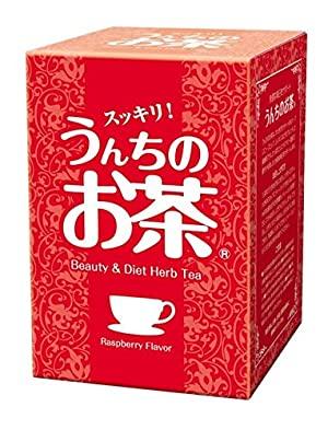 お茶 宿便