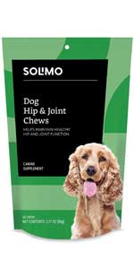 Dog Hip & Joint Chews