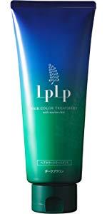 LPLP(ルプルプ) ヘアカラートリートメント ダークブラウン 200g