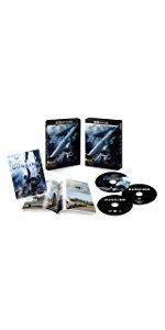 ダンケルク アルティメット・エディション <4K ULTRA HD&ブルーレイセット>(初回限定生産/3枚組/ブックレット付)