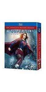 SUPERGIRL/スーパーガール <セカンド・シーズン>ブルーレイ コンプリート・ボックス