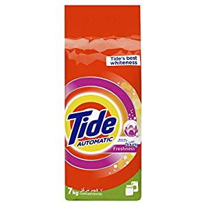 Tide Automatic Laundry Powder Detergent, Essence Of Downy Freshness Scent, 7 Kg