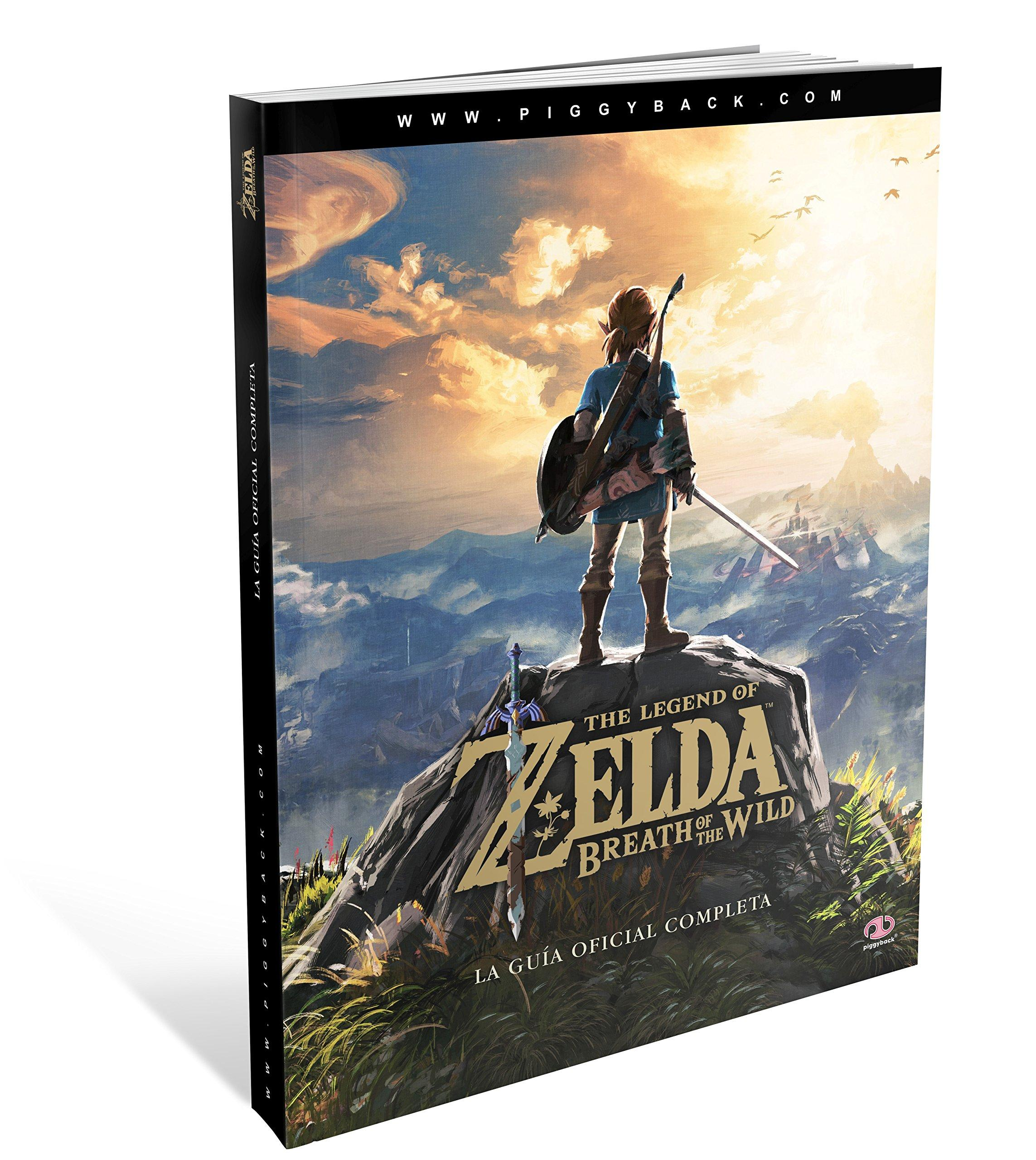 The Legend Of Zelda. Breath Of The Wild. La guía oficial completa - Edición estándar: Amazon.es: Vv.Aa., Vv.Aa.: Libros