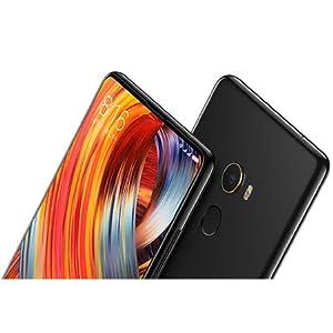 Xiaomi Mi Mix 2 Dual SIM - 64GB, 6GB RAM, 4G LTE, Black - International Version
