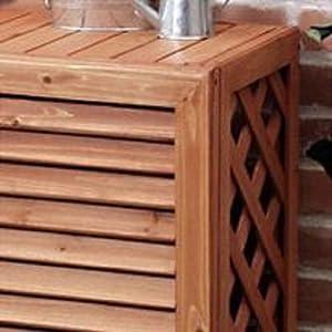 ガーデンマスター エアコン室外機カバー