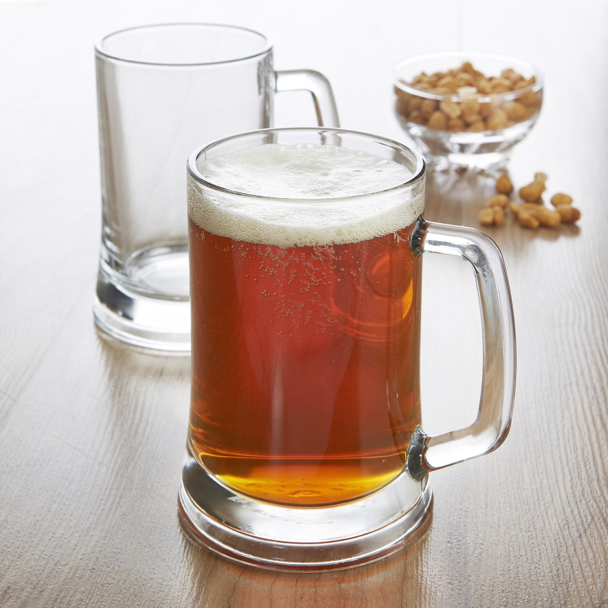 circleware tavern glass beer mugs huge 22. Black Bedroom Furniture Sets. Home Design Ideas
