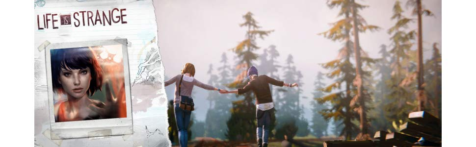 Life Is Strange: Before the Storm - Limited Edition: Amazon.es: Videojuegos