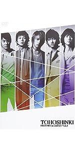 東方神起 HISTORY in JAPAN Vol.3 [DVD]