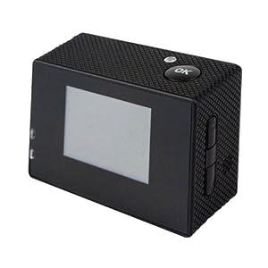 Rubik SJ4000 Sports Action DV Waterproof Camera, 12Megapixel, Full HD