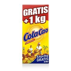 Cola Cao Original - 6 Kg: Amazon.es: Alimentación y bebidas