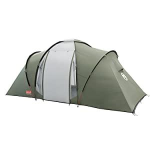 Coleman Coastline Unisex Outdoor Tunnel Tent 3Person Capacity For Campers