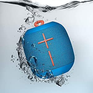 Wonderboom Waterproof Bluetooth Speaker Subzero Blue 984