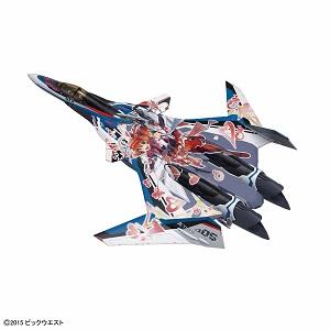 VF-31J改 ジークフリード デカルチャーVer. 1/72スケール プラモデル