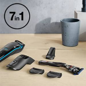 Braun MGK 3245 All-in-one Trimmer 7-in-1 Beard Trimmer