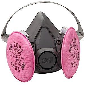 3m p100 maske