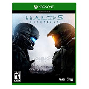 Halo 5 Guardians by Microsoft