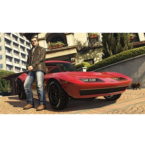 Amazon com: Grand Theft Auto V - Xbox One: Take 2