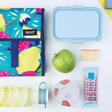 Black - Freezable Everyday Lunch box