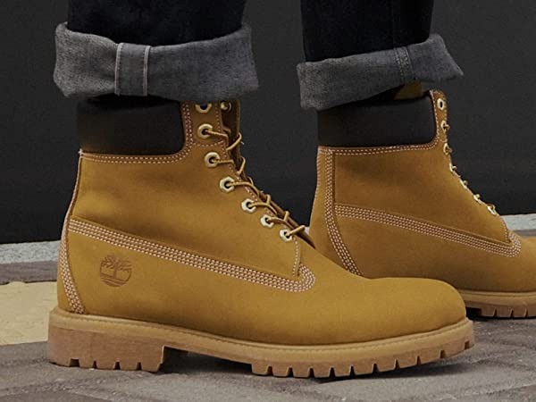 Timberland Mens Premium Double Sole Waterproof Construction