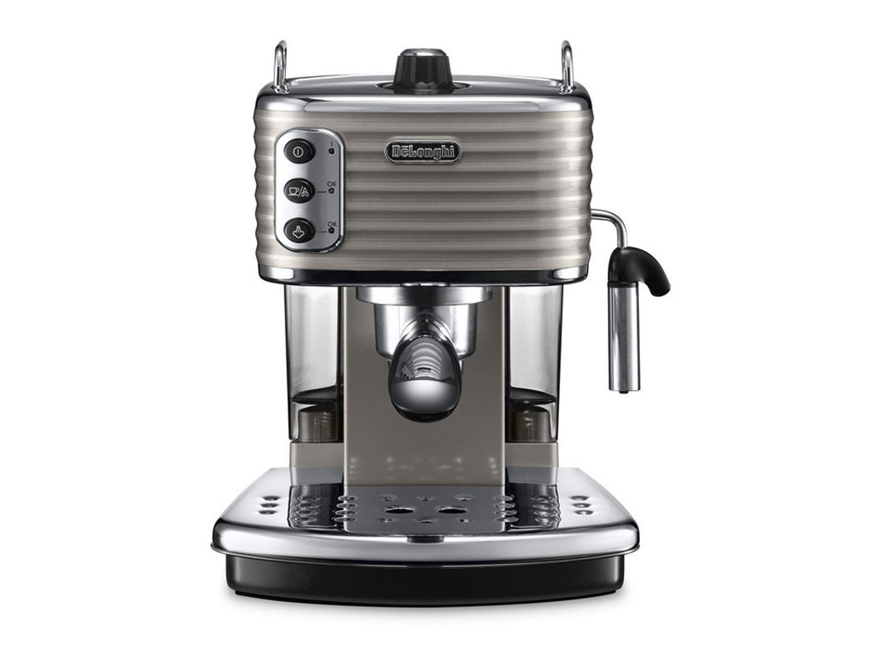 De Longhi ECZ351.BG Scultura Espresso Coffee Cappuccino Machine1100 W, Champagne eBay
