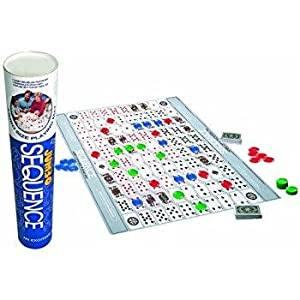 Sequence Game Board Games Amazon Canada