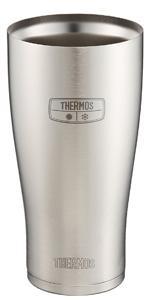 サーモス 真空断熱タンブラー 600ml ステンレス JDE-600
