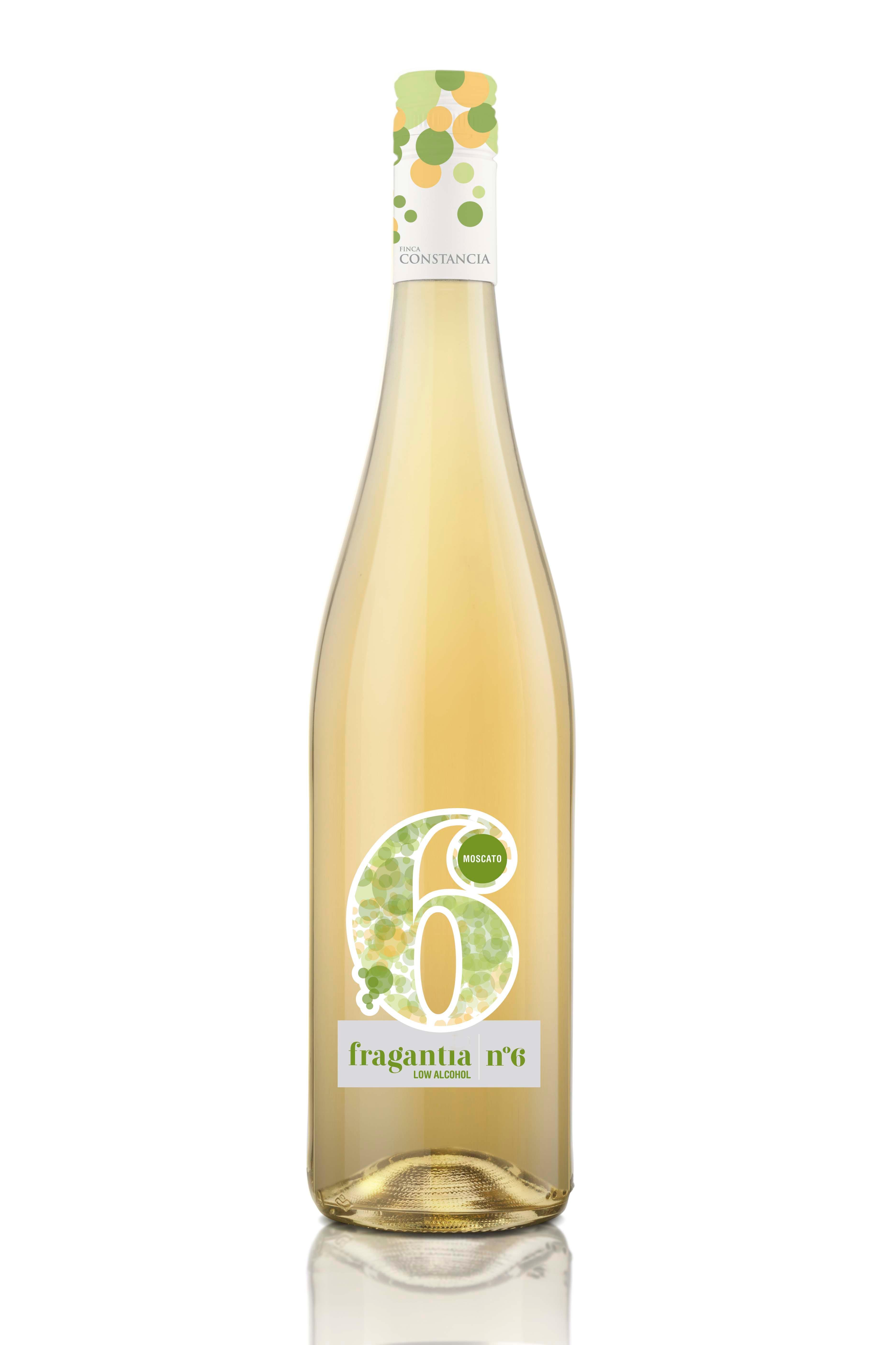 Fragantia 6 - Vino Blanco Baja Graduación VT Castilla - 750 ml