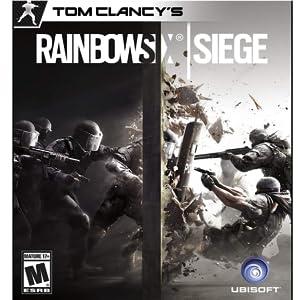 Amazon com: Tom Clancy's Rainbow Six Siege - PlayStation 4