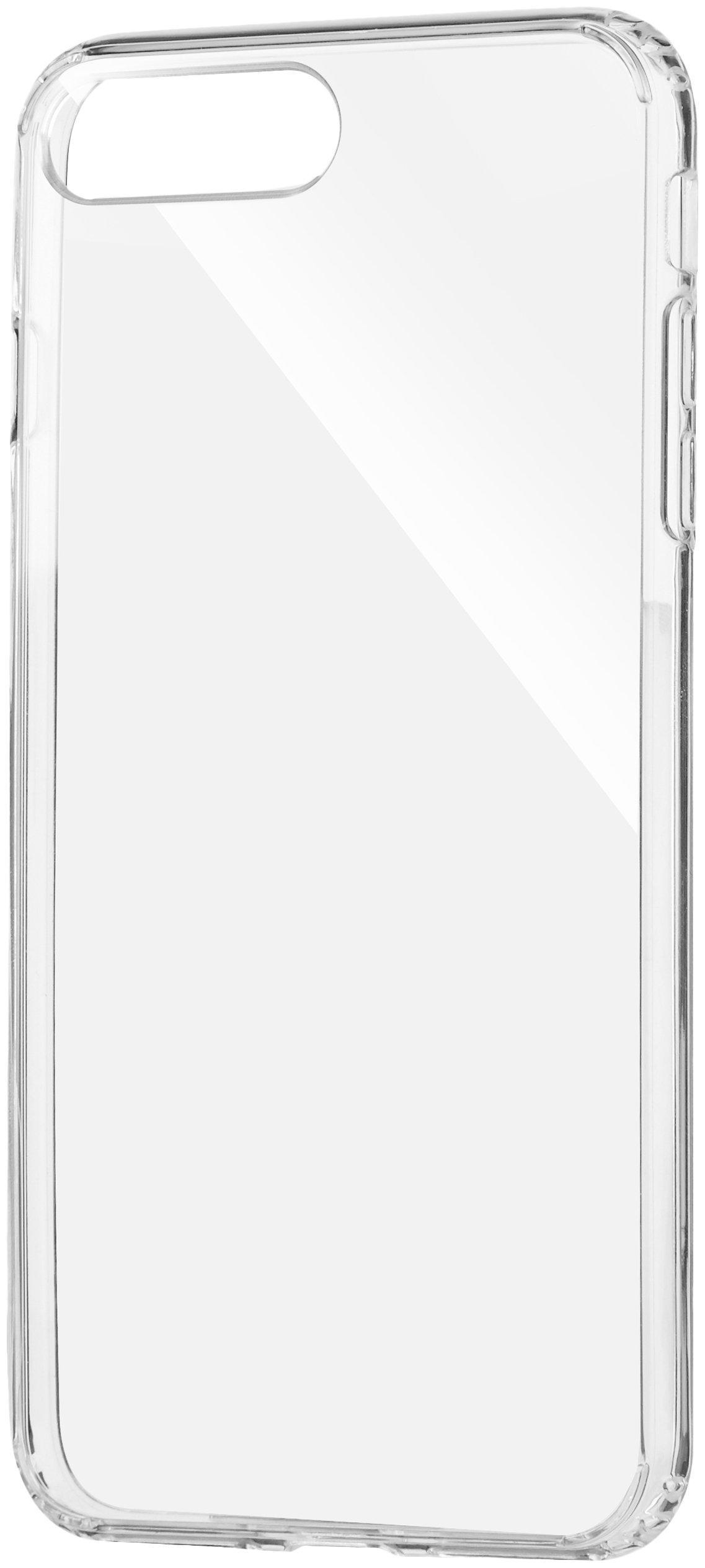 3c73f6672f7 Amazon.com  AmazonBasics iPhone 8 Plus   7 Plus Clear Case  Cell ...