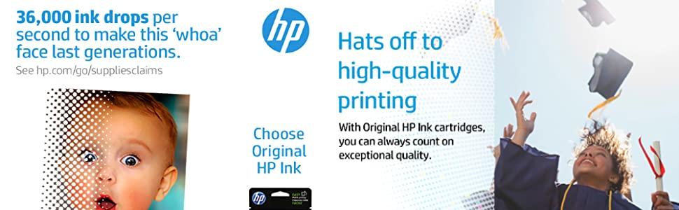 HP 123 Black Original Ink Advantage Cartridge