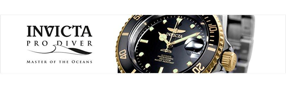 411530cc22e2 Invicta 8927OB Pro Diver Reloj Japonés Automático para Hombre ...