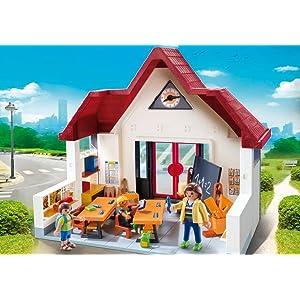 Playmobil 6865 City Life - Colegio: Amazon.es: Juguetes y juegos