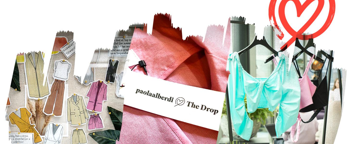 Ceintur/ée par @spreadfashion Coupe Classique The Drop Veste pour Femme