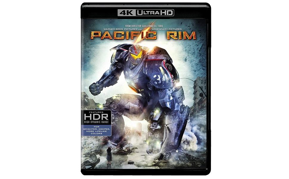 Amazon.com: Pacific Rim (4K Ultra HD BD) [Blu-ray]: Travis Beacham ...
