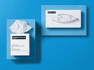 Flat Tissue Box