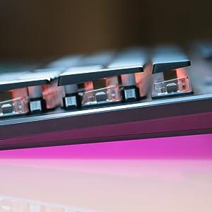 ROCCAT Vulcan 120 - Teclado Gaming con Cable USB