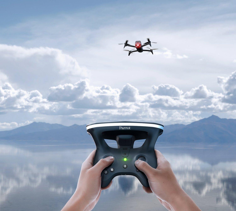 parrot bebop 2 fpv drone leggero compatto e robusto. Black Bedroom Furniture Sets. Home Design Ideas
