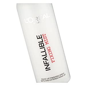 L'Oreal Paris Infallible Fixing Mist Setting Spray- 100 ml,
