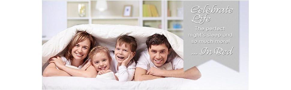 Amazoncom Purasleep Synergel Luxury Cool Comfort Memory Foam